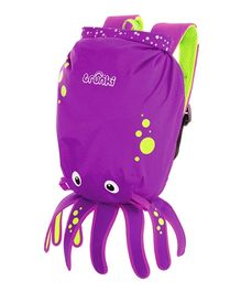 Trunki PaddlePak Backpack Octopus - Inky
