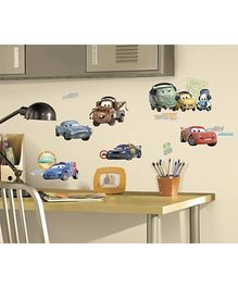 RoomMates Disney Cars 2 Wall Stickers