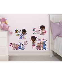 RoomMates Doc McStuffins Wall Decals - 30 Decals