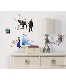 RoomMates Frozen Wall Decals - 36 Decals