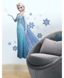 RoomMates Frozen Elsa Giant Wall Decals - 44 Decals