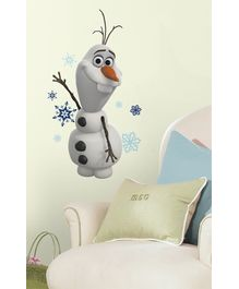 RoomMates Frozen Olaf The Snowman Decal - 25 Decals