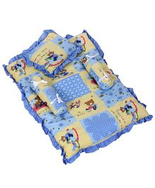 Little's Compact Bed - Blue
