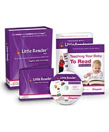 Brilliant Kids Little Reader UK Curriculum Lite - English