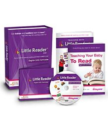 Brilliant Kids Little Reader US Curriculum Lite DVD - English