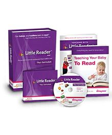 Brilliant Kids Little Reader Thai Curriculum - Thai
