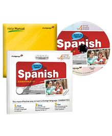 eLanguage Learn to Speak Spanish Essential 12
