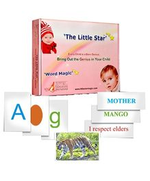 Litle Star Magic Little Star Word Magic