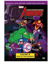 Sony Marvel The Avengers Earth's Mightiest Heroes Vol 8 DVD - English