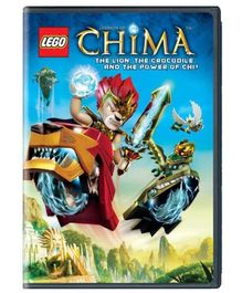 Sony Lego Legends of Chima Season 1 Part 1 DVD - English