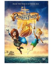 Sony Tinkerbell And The Pirate Fairy DVD - English