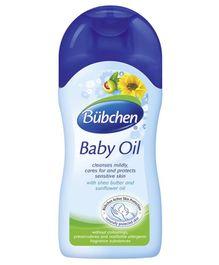Bubchen Baby Oil - 200 ml