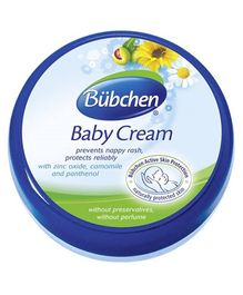 Bubchen Baby Protective Cream 150 ml