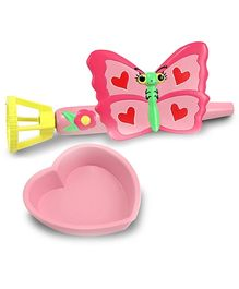 Melissa And Doug Bella Butterfly Bubble Blower