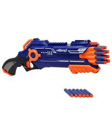 Mitashi Bang Eagle Toy Gun - Blue