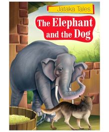 Macaw Jataka Tales The Elephant And The Dog - English