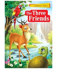 Macaw Jataka Tales The Three Friends - English
