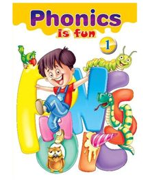 Macaw Phonics Is Fun Book 1 - English