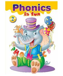 Macaw Phonics Is Fun Book 2 - English