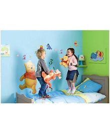 Decofun Winnie The Pooh And Friends - 14 Foam Elements