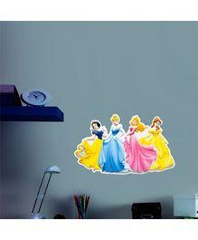 Decofun 3D Glow Wall Decals Disney Princess Theme