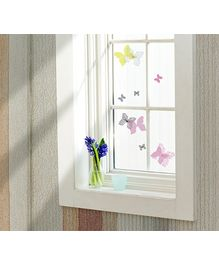 Home Decor Line Electrostatic Window Stickers Butterflies