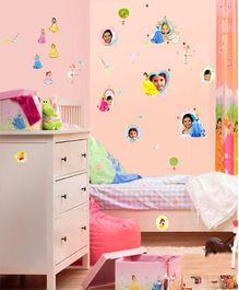 Decofun Princess Power Box Photo Wall Stickers