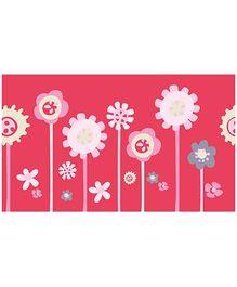 Decofun Border Stickers Flowers