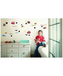 Decofun Wall Stickers Disney Cars