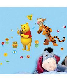 Decofun Wall Stickers Winnie The Pooh Theme