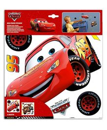 Decofun Wall Stickers Disney Cars Theme