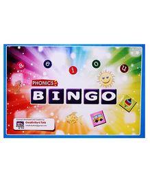 Creativity 4 Tots - Phonics Bingo Board Game