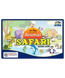 Creativity 4 Tots - Animal Safari Board Game