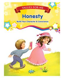 Values For Me Honesty Moral Story Book - English