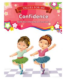 Values For Me Confidence Moral Story Book - English