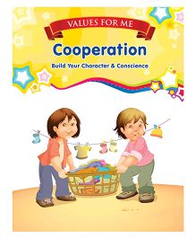 Values For Me Cooperation Moral Story Book - English