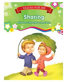 Values For Me Sharing Moral Story Book - English