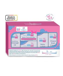 Sebamed Healthy Skin Care Kit - 550 gm