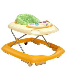 Chicco Band Baby Walker Wave Orange - 07079028980000