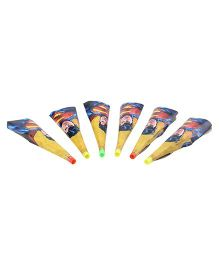 DC Comics Superman Paper Horns - Pack Of 6