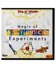 Fun N Learn Magic of Science Experiments VCD (Vol. 4)