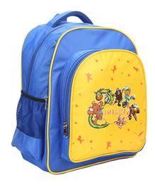 Fab N Funky School Bag for your kids-Blue