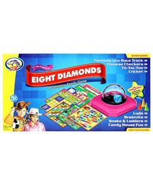 Nirmal Eight Diamonds Board Games