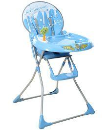 Fab N Funky Baby High Chair - Blue