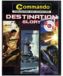 Shree Book Centre Commando Destination Glory 6 In 1 - English