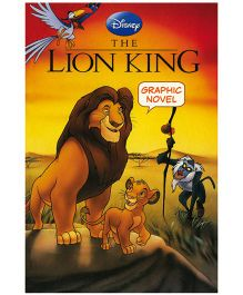 Shree Book Centre Disney The Lion King - English