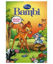 Shree Book Centre Disney Bambi - English