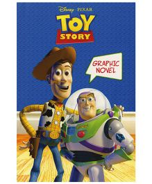 Shree Book Centre Disney Pixar Toy Story - English