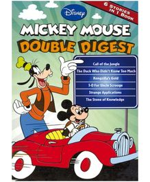 Shree Book Centre Donald Duck Double Digest - Language English