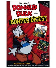 Shree Book Centre Donald Duck And Friends Bumper Digest - English